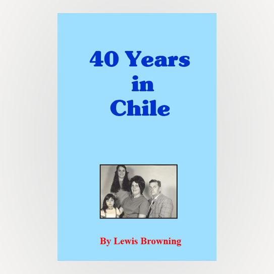 40 Years in Chile