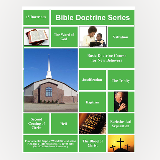 Bible Doctrine Series