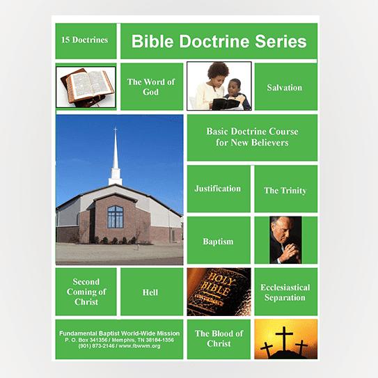Bible Doctrine Series