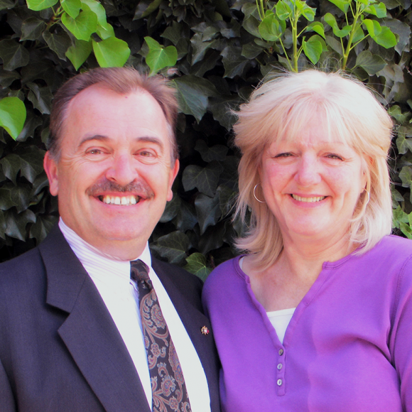 Andrew & Lois Bishop (Mexico)