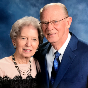 Ernest & Barbara Gambrell  – Home Office