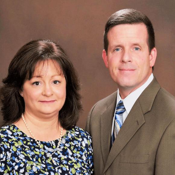 Patrick & Greta Gordon – Home Office