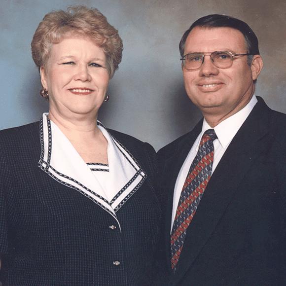 Richard & Naomi Miller (South Seas)