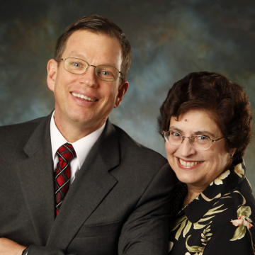 Keith & Leslie Rheinheimer – Home Office