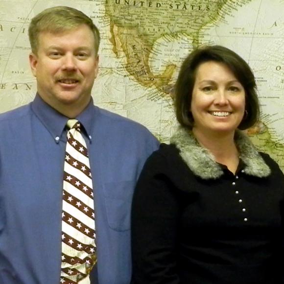Jon & Terri Shuerger (USA)