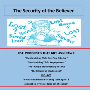 Security of the Believer (6 Lessons)