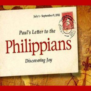 Sunday School Lesson: PHILIPPIANS