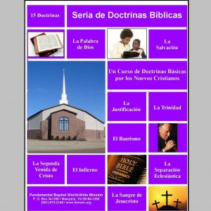 Lección de la Escuela Dominical: La Doctrina Biblica