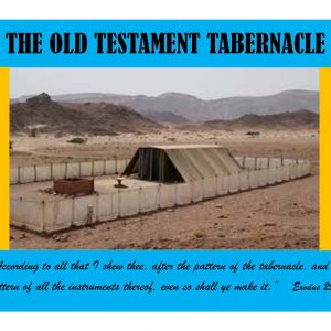 The Tabernacle     (14 Lessons)