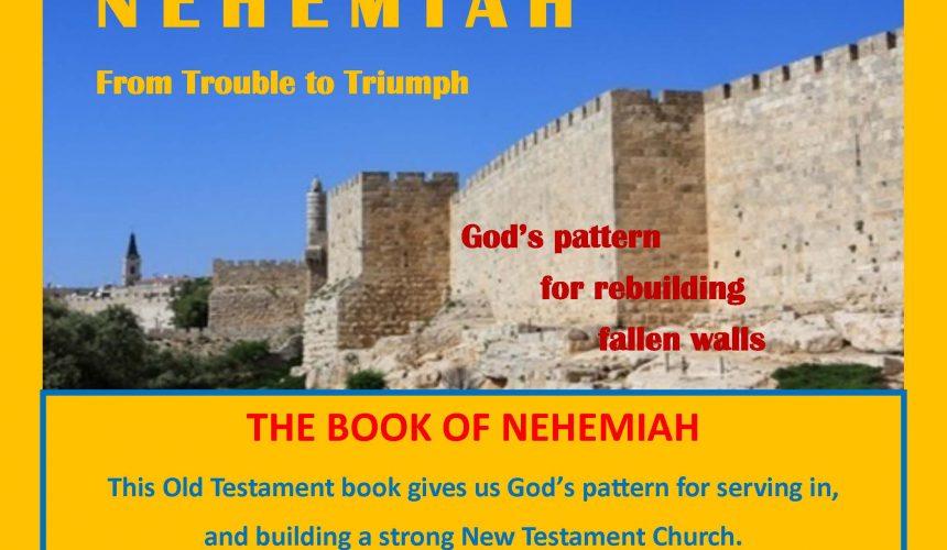 Nehemiah     (13 Lessons)