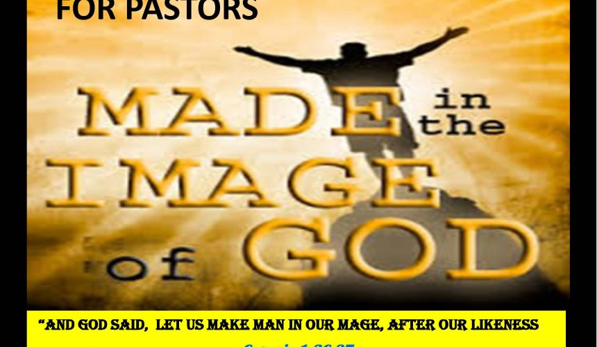 Message: The Image of God